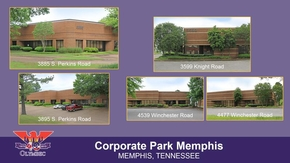 Olymbec USA in the News! - Corporate Park - Memphis