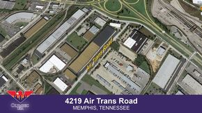 New Property Acquisition - 4219 Air Trans Road
