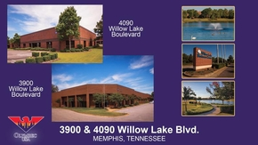 New Property Acquisition – 3900 and 4090 Willow Lake Boulevard