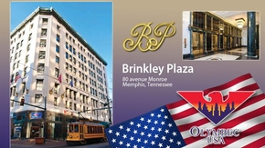 Olymbec USA in the News! – Brinkley Plaza, 80 Monroe Avenue