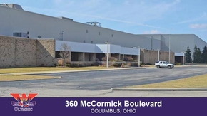 New Property Acquisition - 350 McCormick Boulevard